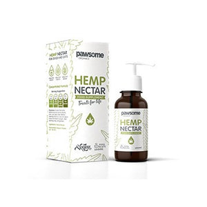 PAWSOME ORG HEMP NECTAR 100ML