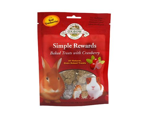 OXBOW SIMPLE REWARD CRANBERRY 60G