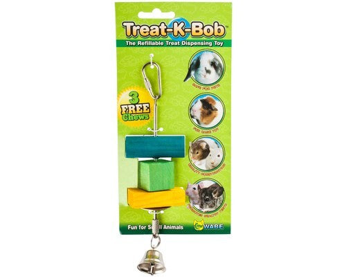 WARE TREAT KBOB HOLDER/3CHEW