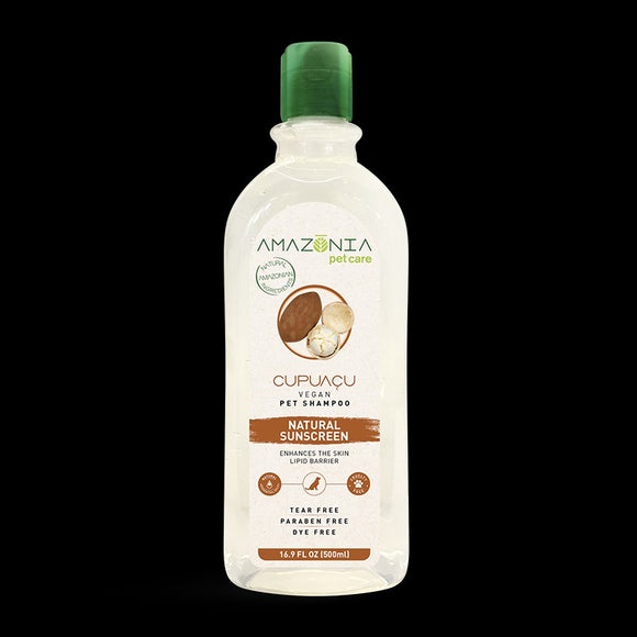 AMAZONIA SHAMPOO CAPUACU NATURAL SUNSCREEN 500ML
