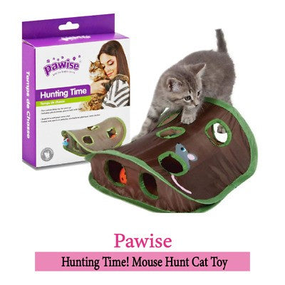 MOUSE HUNT TOY 31CM