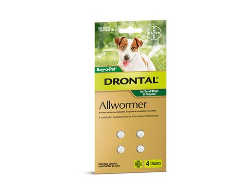 BAY O PET DRONTAL PUPPY 4T