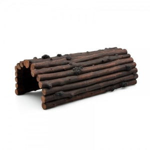 1/2 HOLLOW LOG HIDE 31X16CM