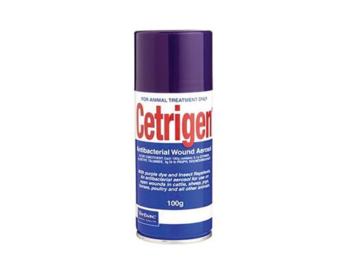 VIRBAC CERTRIGEN SPRAY 100G