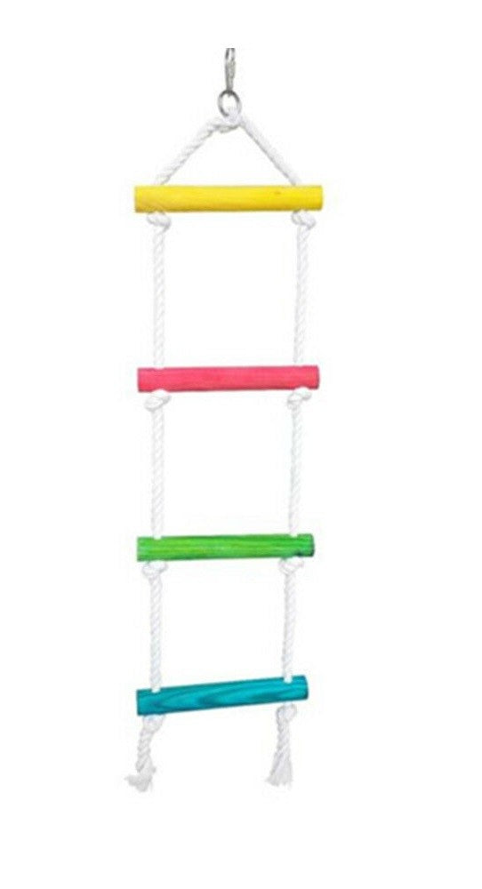 4 STEP ROPE LADDER TOY