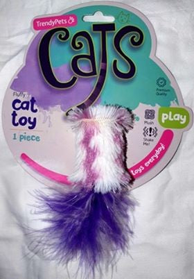 COLOURFUL CAT TOY