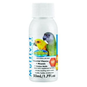 VETAFARM MULTIVET LIQUID 50ML