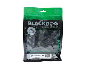 BLACKDOG PREMIUM BISCUITS CHARCO 1KG