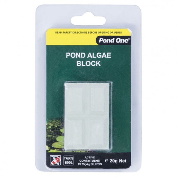 POND ALGAE BLOCK