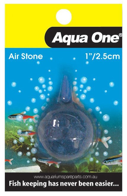 AQUA ONE AIRSTONE BALL - 2.5CM