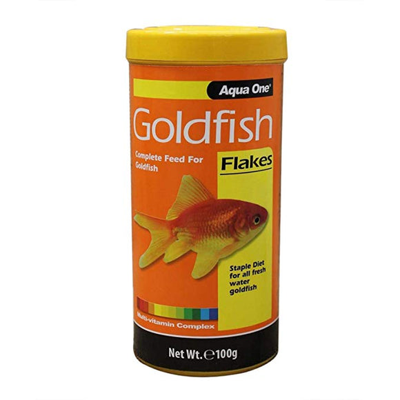 AQUA ONE GOLDFISH - 100G