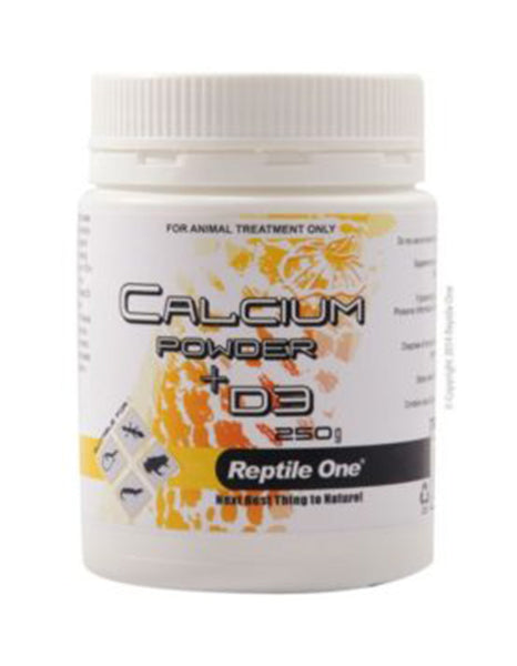 REPTILE 500G CALCIUM POWDER + D3