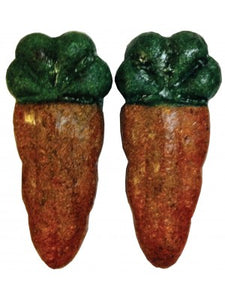 VEGGIE PATCH NIBBLERS - CARROT 2PK