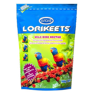 LORIKEET DIET - WET 500