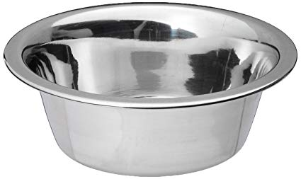 S/STEEL BOWL 6.8LT