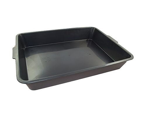 LITTER PAN TRAY PLAIN LGE