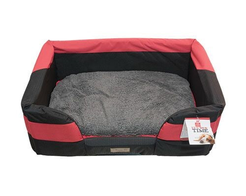 ALL TERRAIN BASKET LARGE RED