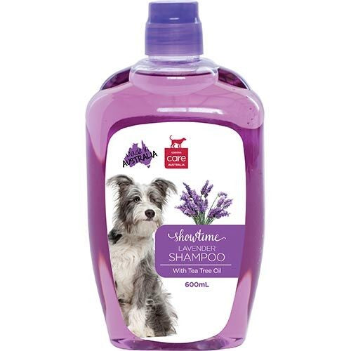ALLPET LAVANDER & T/TREE SHAMPOO 600ML