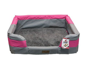 ALL TERRAIN BASKET LARGE PINK