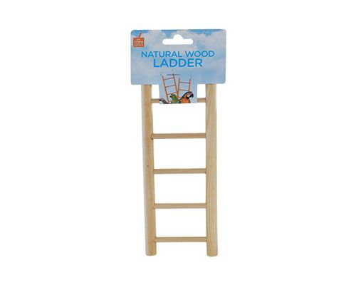 LADDER WOOD 5 STEP
