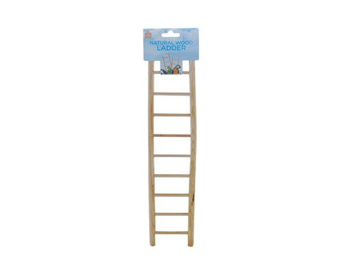 LADDER WOOD 9 STEP
