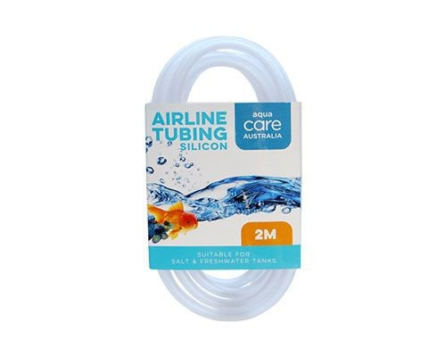 AIRLINE TUBE SILICON 2M