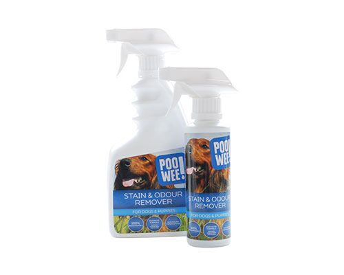 POOWEE STAIN/REMOVER CANINE 750ML
