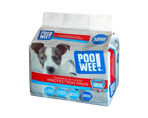 POOWEE TRAINING PADS 30 PACK