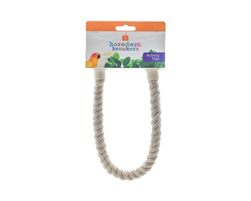 B/TOY PERCH ROPE 45CNM