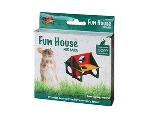 MOUSE TOY FUN HOUSE