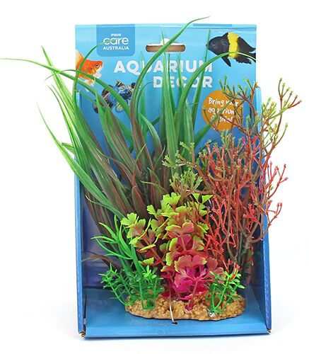 PLANT A/DECOR RESIN BASE 20CM #051
