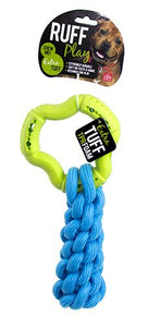 D/TOY R/PLAY FOAM DENTAL RING WITH ROPE
