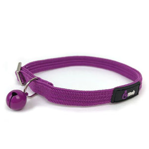 COLLAR CATTITUDE FLEXI PURPLE