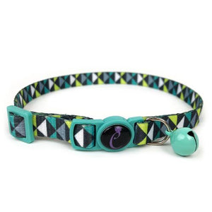 COLLAR CATTTITUDE GEO MINT