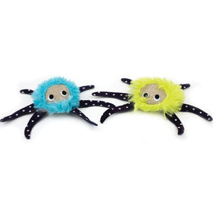 C/TOY COLOUR SPIDER 2PK
