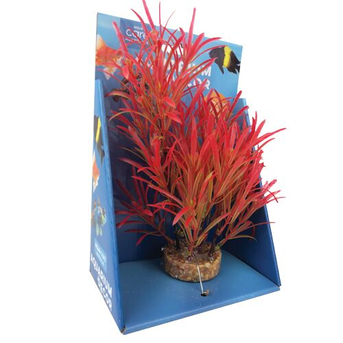 PLANT A/DECOR RESIN BASE 22CM #054