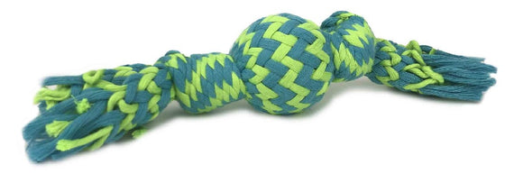 D/TOY R/PLAY SQ BRAIDED ROPE BALL