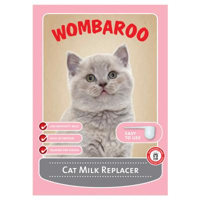 WOMBAROO CAT MILK REPLACEMENT - 1KG