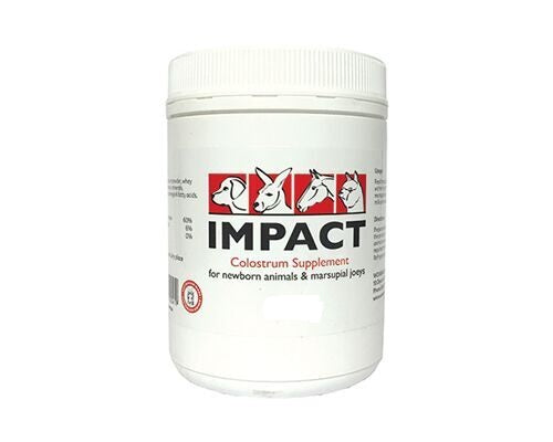 WOMBAROO IMPACT COLOSTRUM - 25G