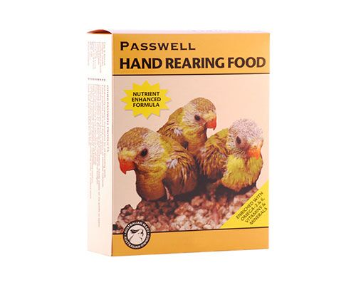 HAND REARING FOOD - 1KG