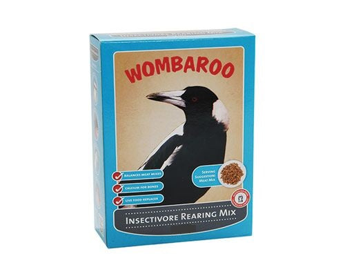 WOMBAROO INSECTIVORE MIX 250G