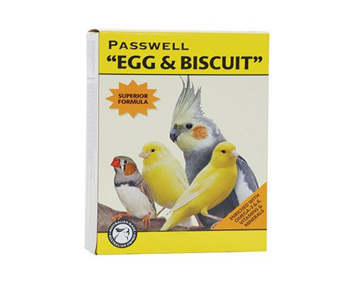 PASSWELL EGG AND BISCUIT 1KG