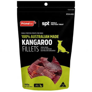 SPT 100% KANGAROO FILLETS 100G