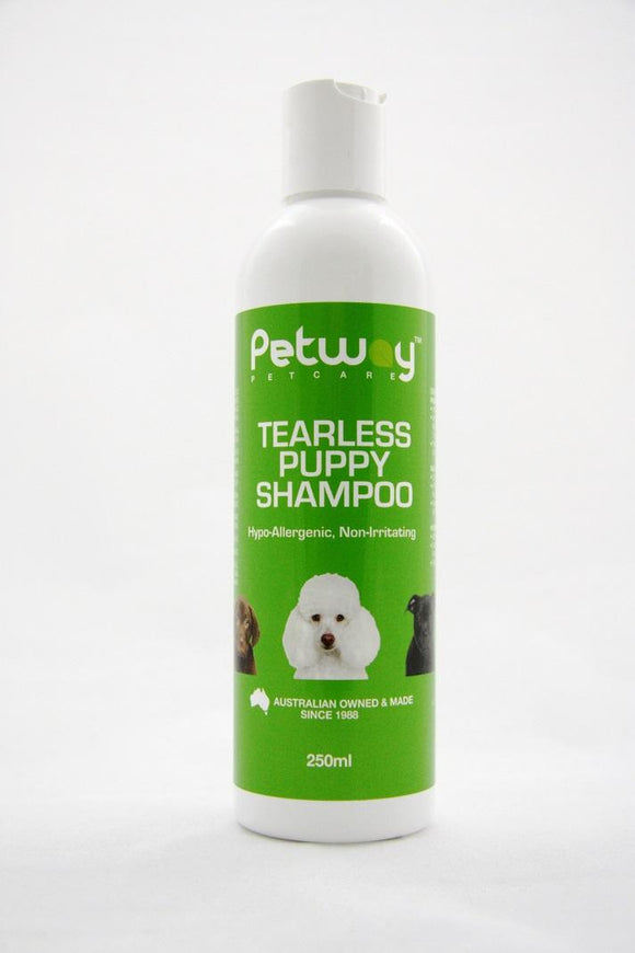TEARLESS PUPPY SHAMPOO 250ML