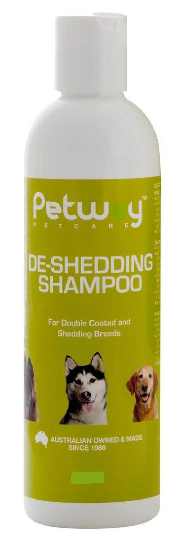 DE-SHEDDING SHAMPOO 500ML