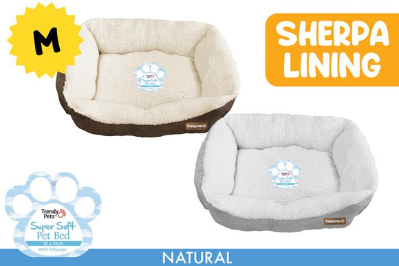 PET BED 50X70X20 CM