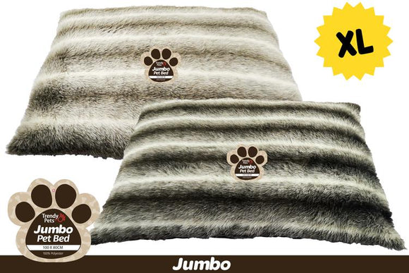 JUMBO PET BED 100 X 80CM