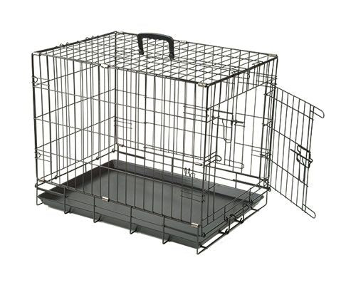 WIRE COLLAPSIBLE CRATE 625X440X485MM