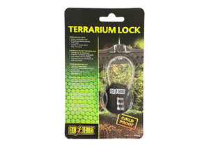 EXO TERRA METAL LOCK/KEY