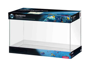 BLUE PLANET GLASS AQUARIUM 122x38x45CM - 200 LITRES